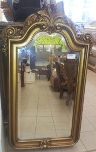 Specchio dorato 53 x 105 - € 55
