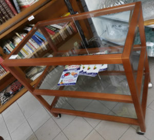 Carrello porta TV 75x45 - € 45