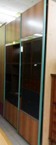 Camera da letto completa con armadio a 2 ante scorrevoli - € 359