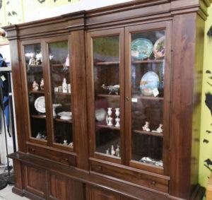 Parete libreria cm 250 in legno - 339 €