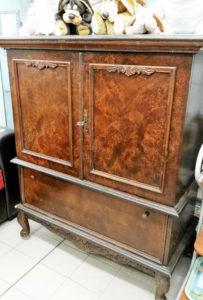 Mobile legno 2 ante 100x50 h.12 cm.- € 149