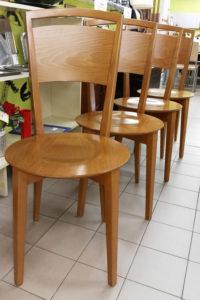 N. 4 sedie in legno - 99 € Tavolo abbinabile http://www.ilsupermercatino.it/dellusato/2017/04/tavolo-rettangolare-allungabile/