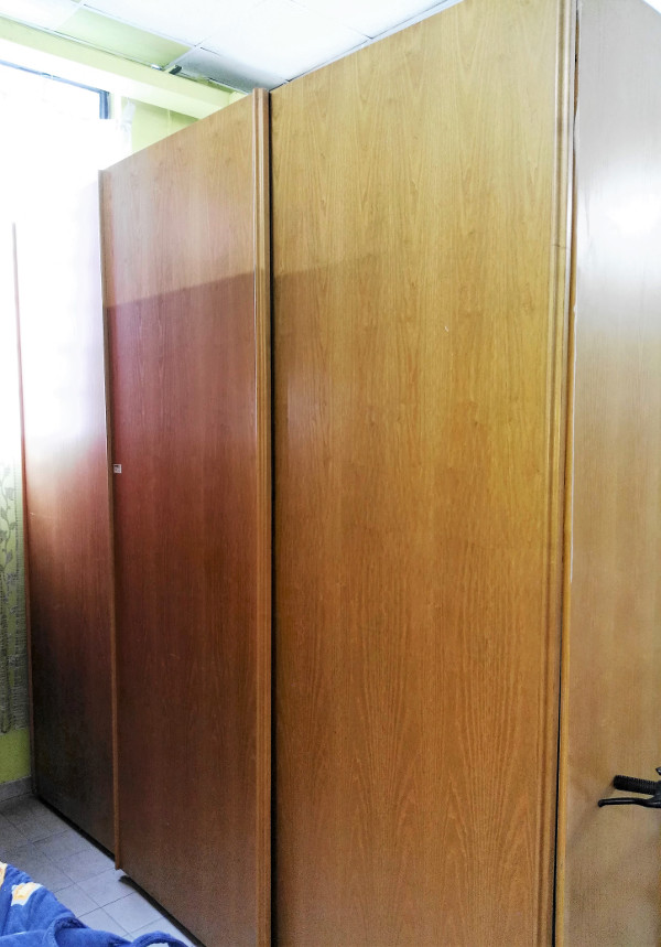 Armadio a 3 ante scorrevoli venduto il supermercatino for Armadio ante scorrevoli usato