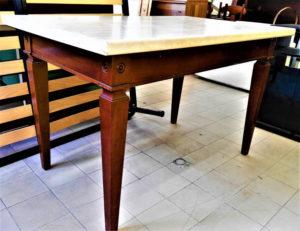 Tavolo rettangolare allungabile Cm 125/165 x 80 € 79.90