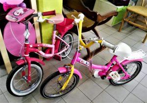 Biciclettine da bambina
