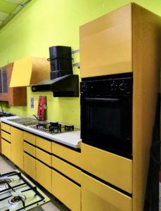 Cucina Aiko componibile e modificabile