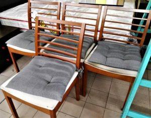 N.4 sedie Calligaris